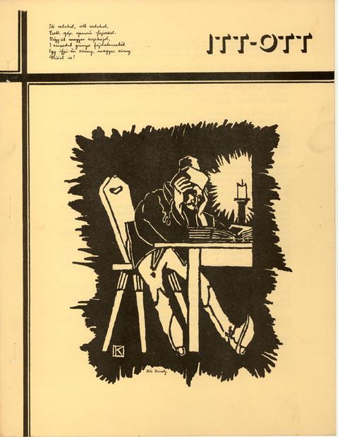 1970 - 3. évf., 5 szám