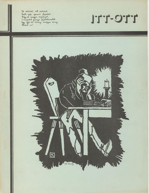 1970 - 3. évf., 8-9 szám