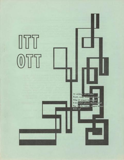 1971 - 4. évf., 9-10 szám