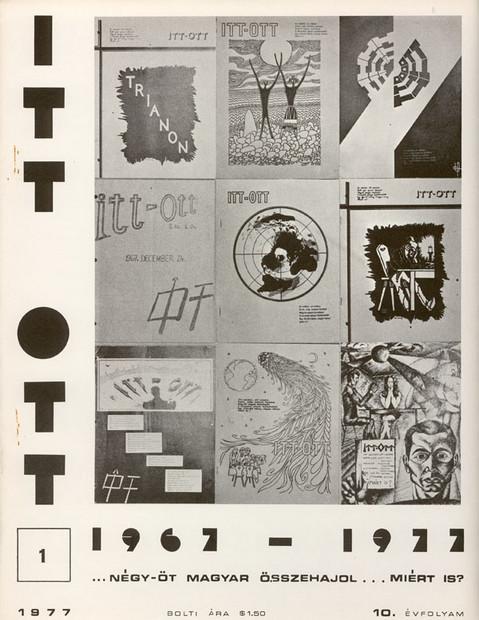 1977 - 10. évf., 1 szám