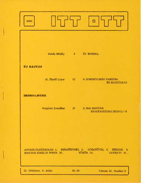 1979 - 12. évf., 2 szám
