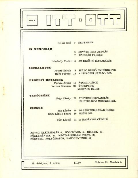 1979 - 12. évf., 5 szám