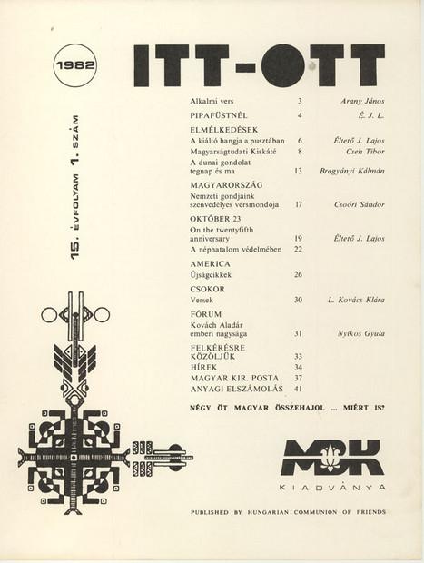 1982 - 15. évf., 1 szám