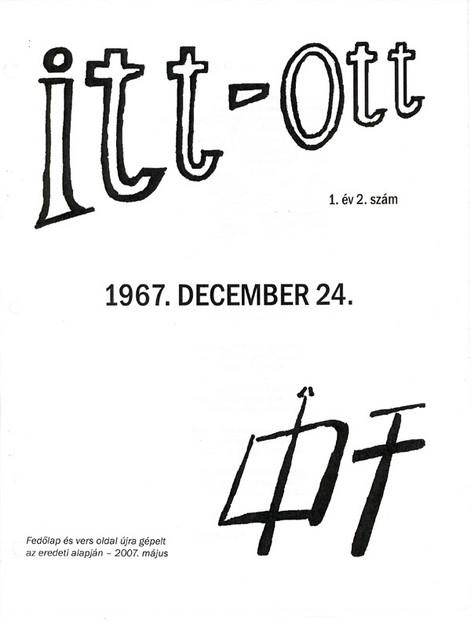 1967 - 1. évf., 2 szám