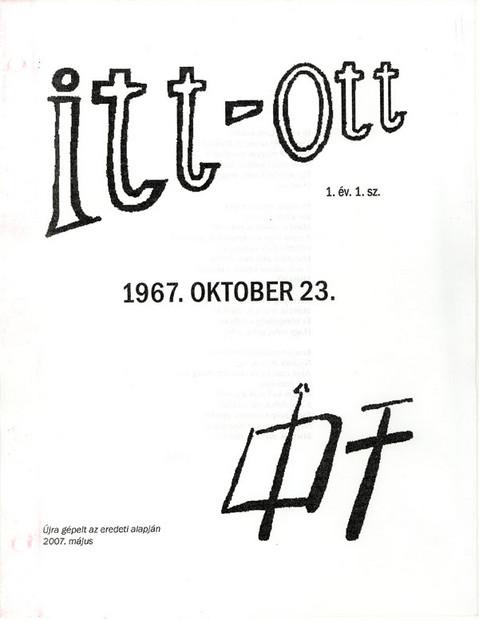 1967 - 1. évf., 1 szám
