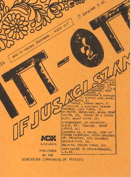 1984 - 17. évf., 3 szám