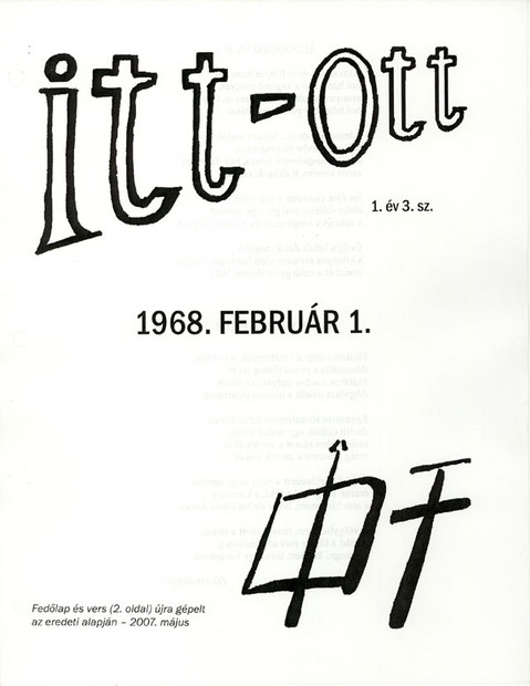 1967 - 1. évf., 3 szám