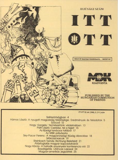 1989 - 22. évf., 2 szám