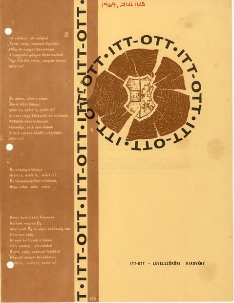 1969 - 2. évf., 5 szám