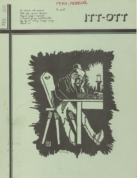 1970 - 3. évf., 3 szám