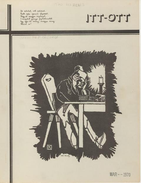 1970 - 3. évf., 4 szám